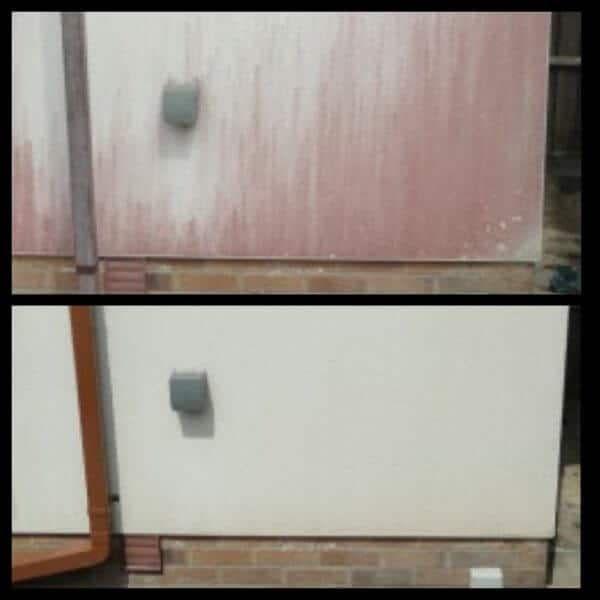 render cleaning Woking