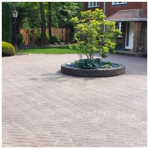 driveway and patio cleaning in Hertfordshire