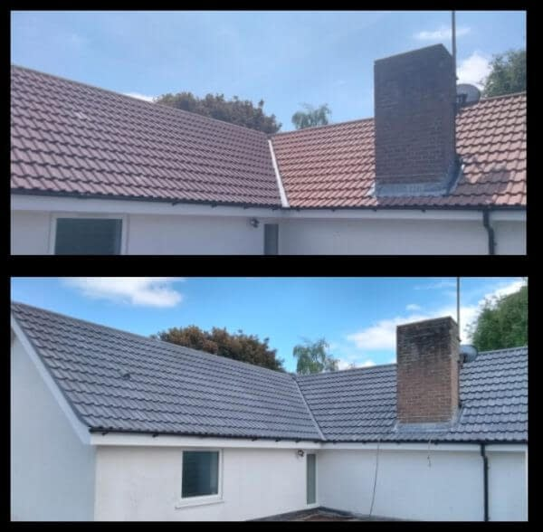roof painting in Northampton
