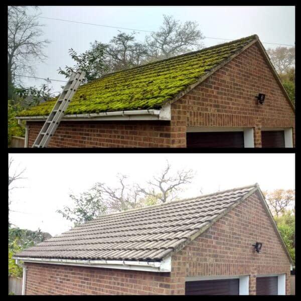 Roof Cleaning in Berkhamstead