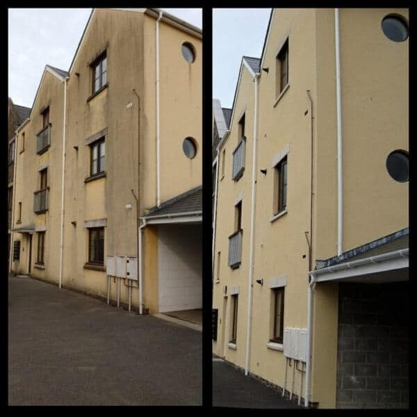render cleaning Aberyswyth