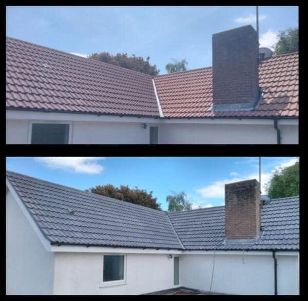 roof painting in aylesbury